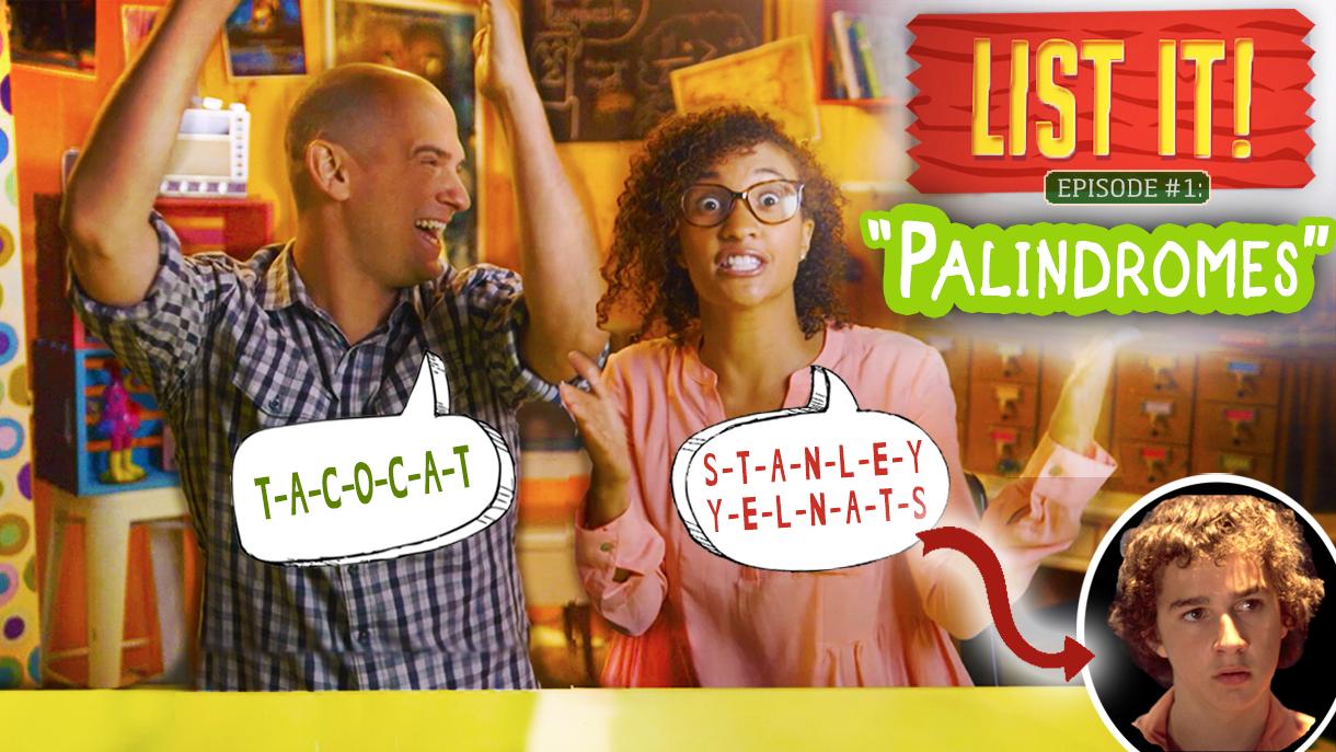 """""""Palindromes"""""""