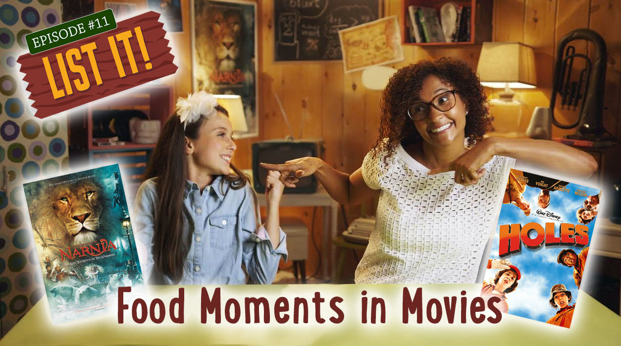 """""""Food Moments in Movies"""""""