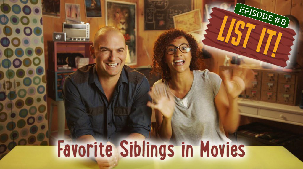 """Favorite Siblings in Movies"""