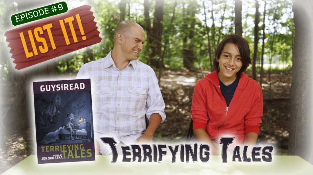 """Terrifying Tales"""