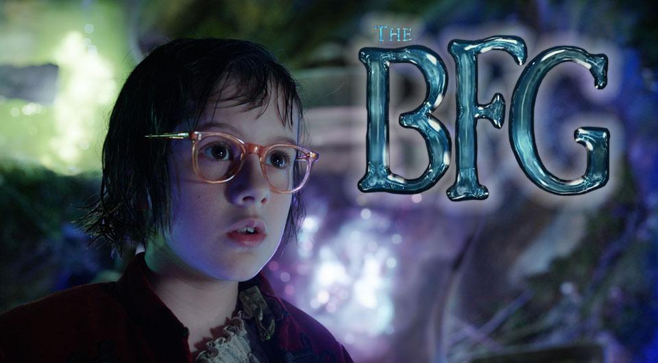 The BFG Teaser Trailer