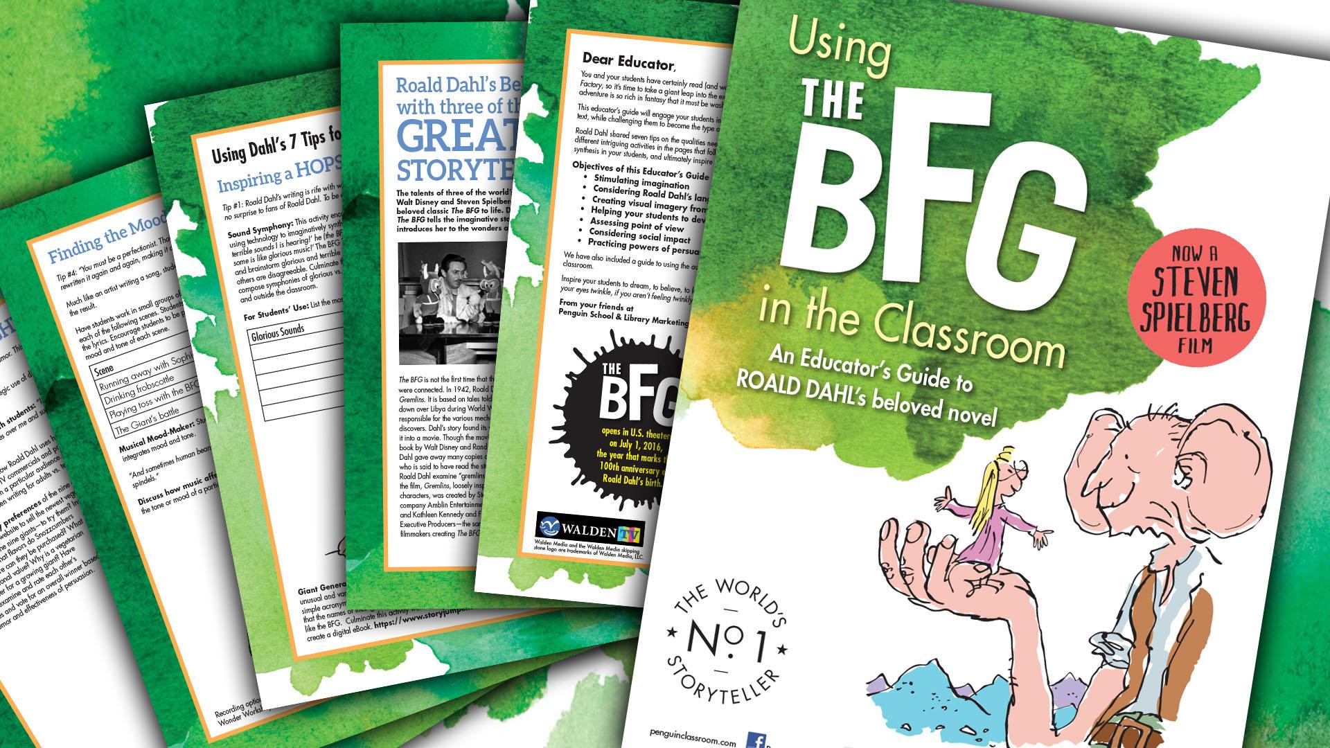 The BFG: Educational Guide