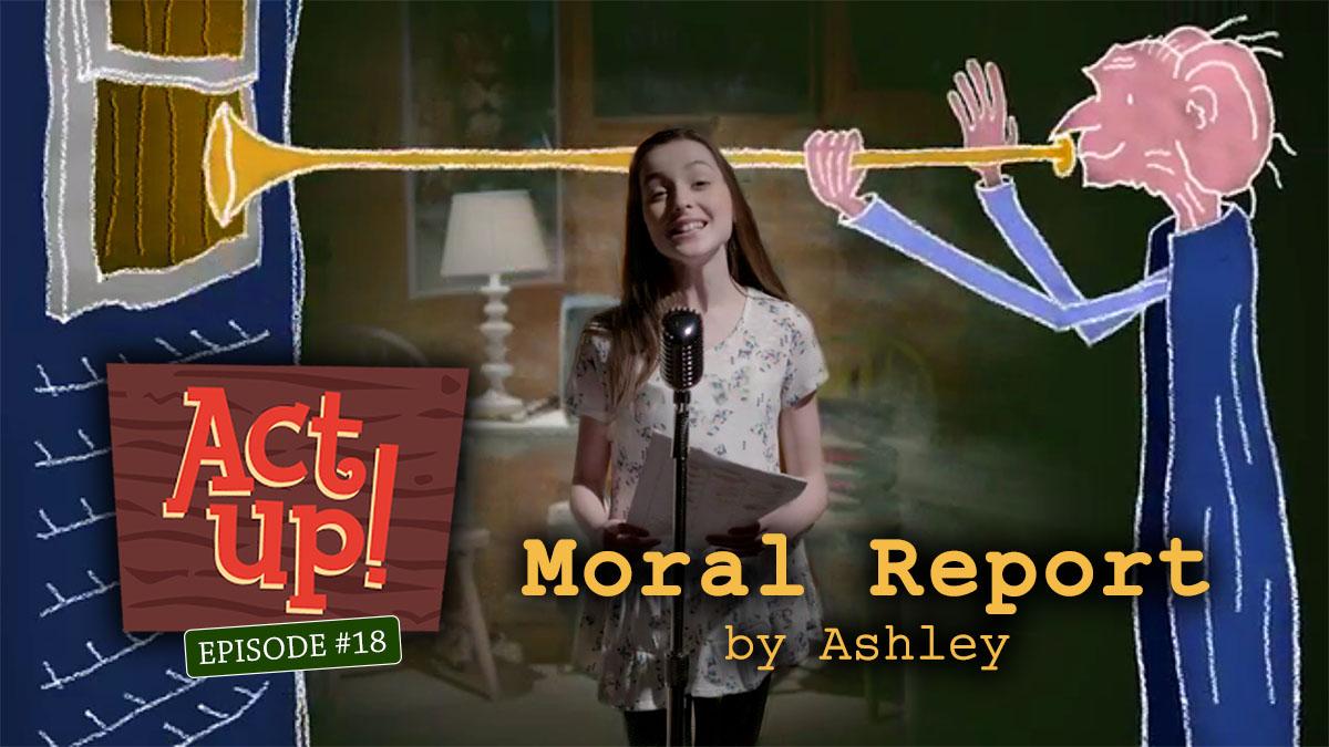 """""""Moral Report"""""""