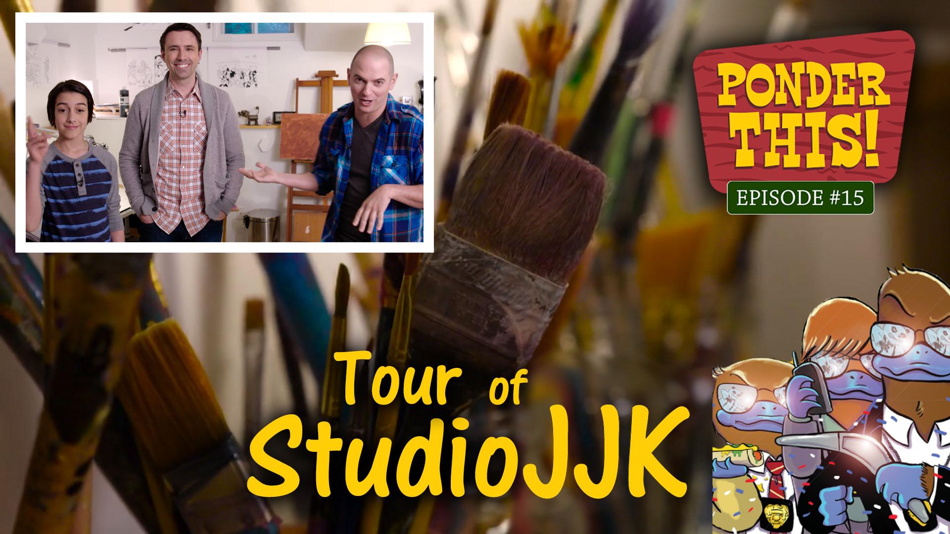 """""""Tour of StudioJJK"""""""